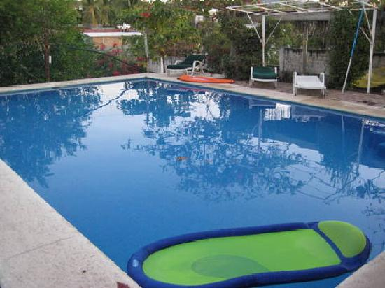 Hotel Ben-Zaa: Swimming pool