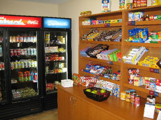 in the snack bar Located in the center of the drive-in, the snack bar features all your favorites in a convenient quick service format we have concessions to munch during the movie.