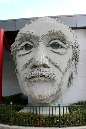 LEGOLAND California: Einstein!