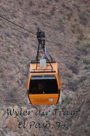 Wyler Aerial Tramway Image