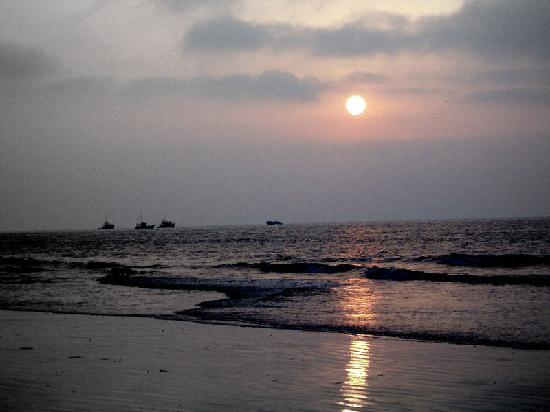 Digha, Indien: come back home