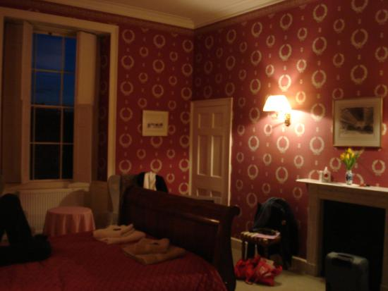B&B Bathwick Gardens: One of the rooms