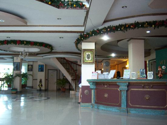 Savannah Resort Hotel : Hotel Lobby