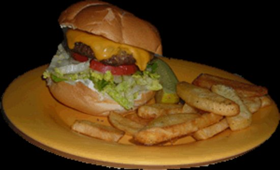 Keese's Simply Delicious: Cheeseburger