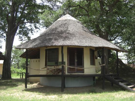 Nsefu Camp : Nsefu accomodation