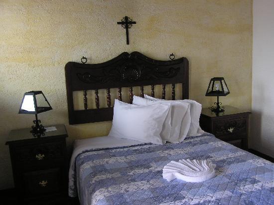 Casa Florencia Hotel: comfy bed