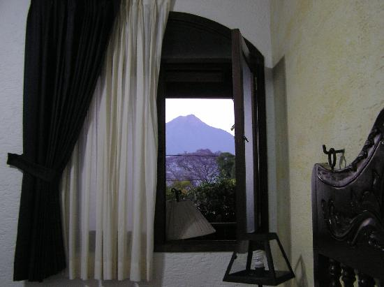 Casa Florencia Hotel: a room with a view