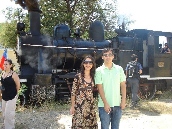 Santa Cruz: Tren del Vino