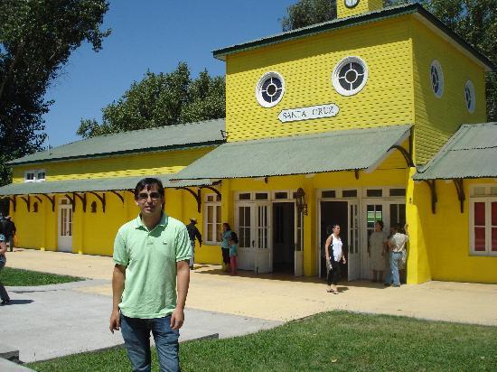 Santa Cruz: Estación de Santa Cruz