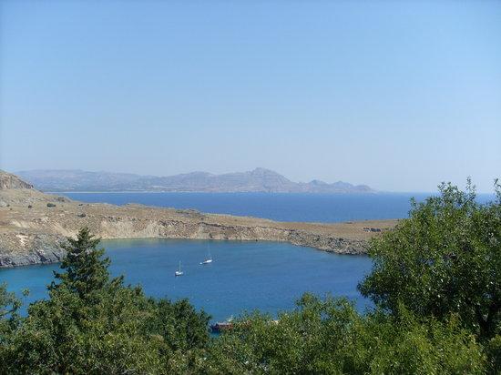 مدينة رودس, اليونان: Lindos, Rhodes