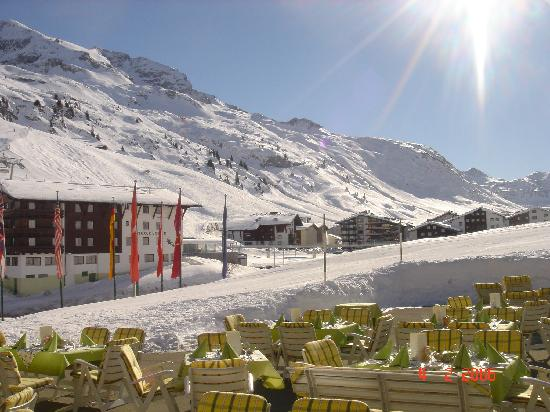 Things To Do in St. Anton, Restaurants in St. Anton