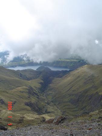Cotacachi, Ecuador: Laguna Cuicocha
