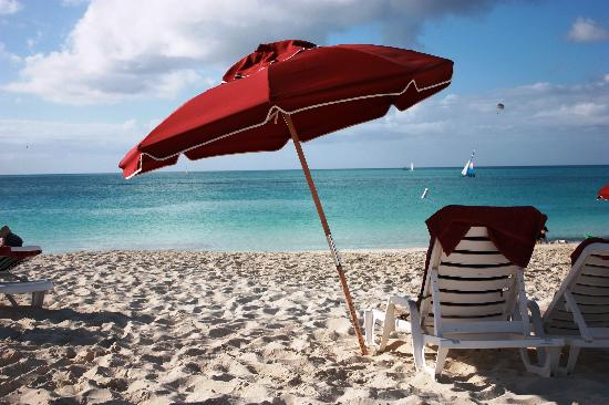 Royal West Indies Resort: Grace Bay Beach