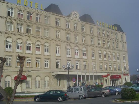 Gran Hotel Sardinero: Hotel Sardinero-Santander