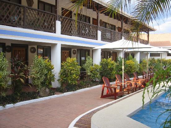 Hotel Samara Pacific Lodge: hotel