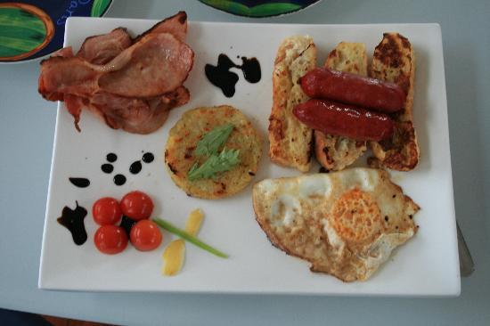 Pauatahanui, Nueva Zelanda: The food