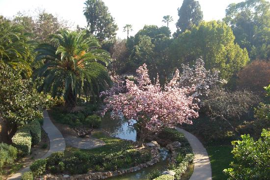 Los Angeles Japanese Garden: Picture Of The Langham Huntington