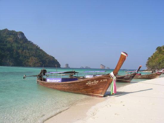 Krabi ciudad, Tailandia: Tup Island