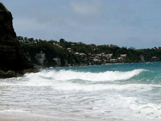 Belmond Jimbaran Puri: Dreamland beach