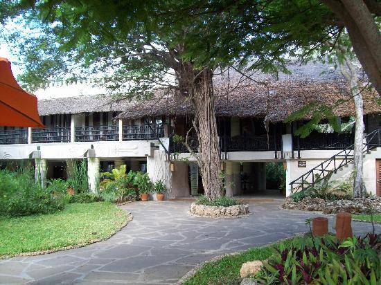 Baobab Beach Resort & Spa: reception