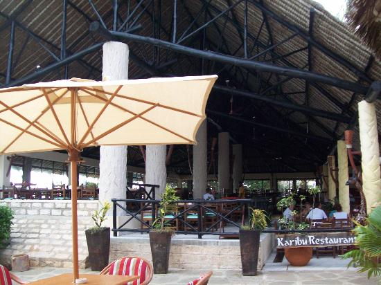 The Baobab - Baobab Beach Resort & Spa: baobab