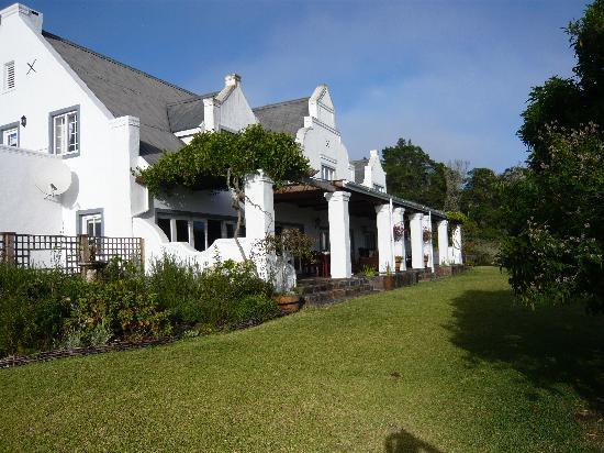 Fynbos Ridge Country House & Cottages: Fynbos main house