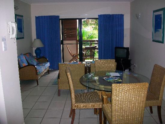 Bay Villas Resort : Our Unit