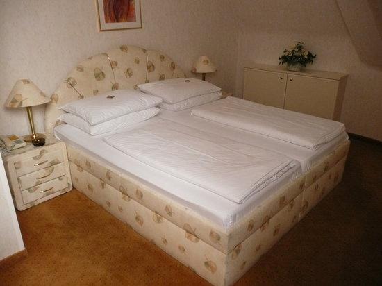 Hotel Schweizerhof: La camera