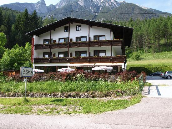 Nassereith, Áustria: The hotel