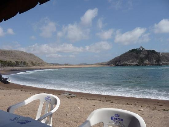 Costa Careyes: Fishermans Secluded Beach