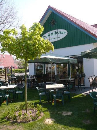 De Koffiestuv: Der Garten