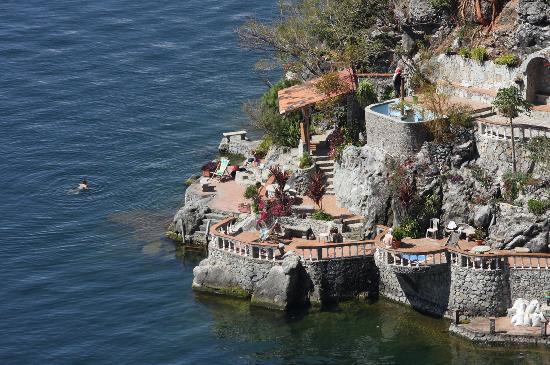 View of the hotel from above picture of la casa del mundo hotel jaibalito tripadvisor - Casa del mundo ...