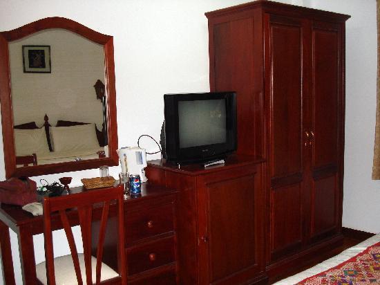 Khampiane Hotel: Room view