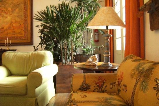 Villa Bahia: salle d'attente