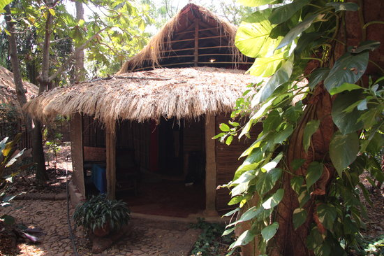 Bhakti Kutir: hut number 16