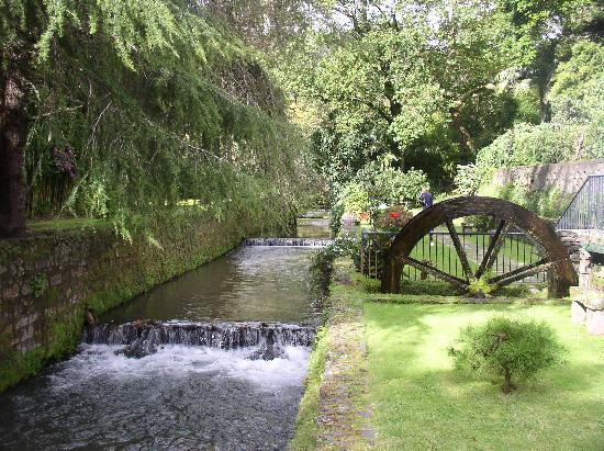 Small Park in Furnas