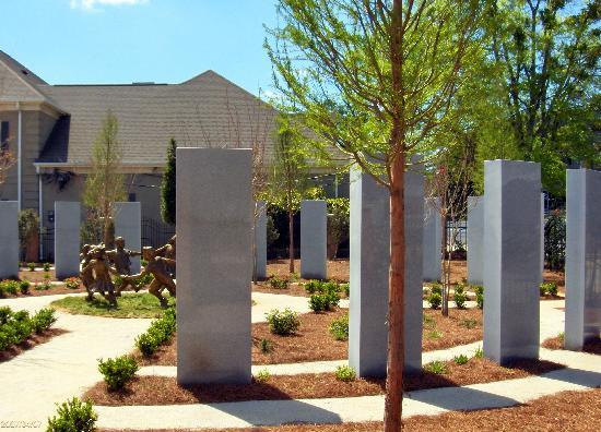An American Freedom Garden, NE GA History Center, Gainesville, GA.
