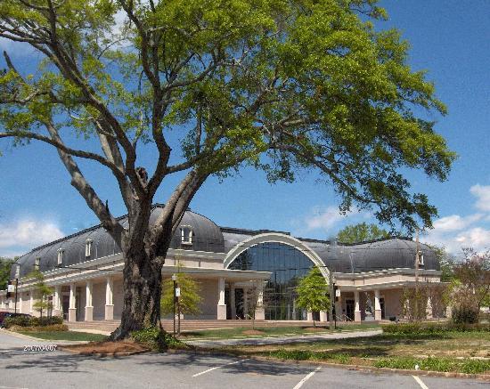 John S. Burd Performing Arts Center, Brenau University, Gainesville, GA