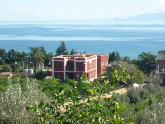Villa Cefala: View from top of the land-pic 2