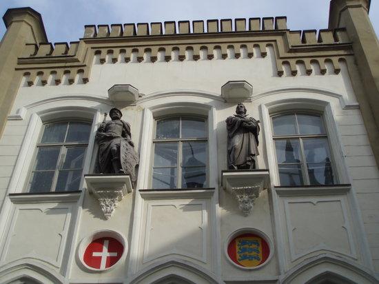 Таллин, Эстония: Tallinn tenenment