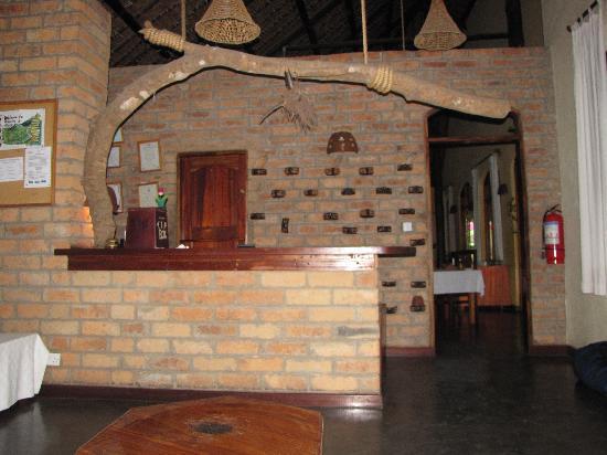 Moivaro Lodge: Lobby