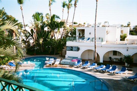 Hotel Mar de Cortez: pool
