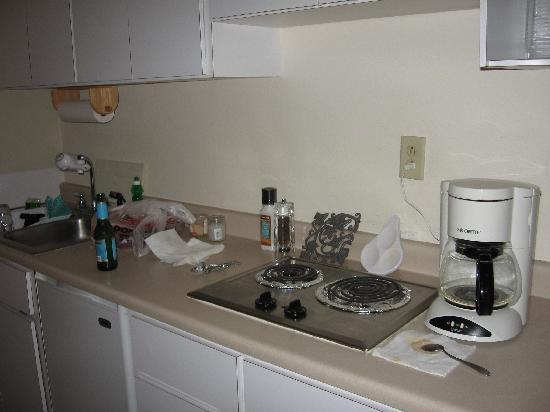 Casa Vista Del Mar Inn: kitchen