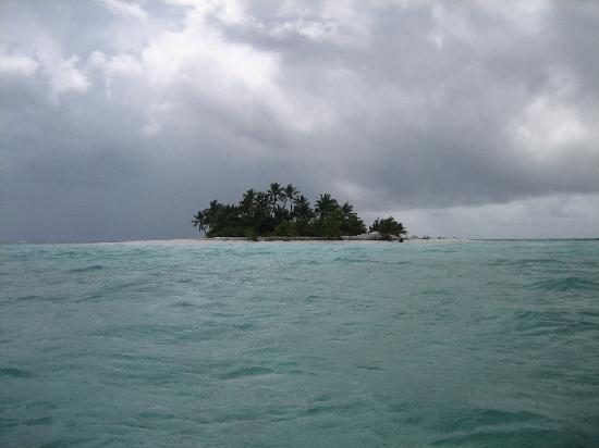 Cocos (Keeling) Islands: prison island