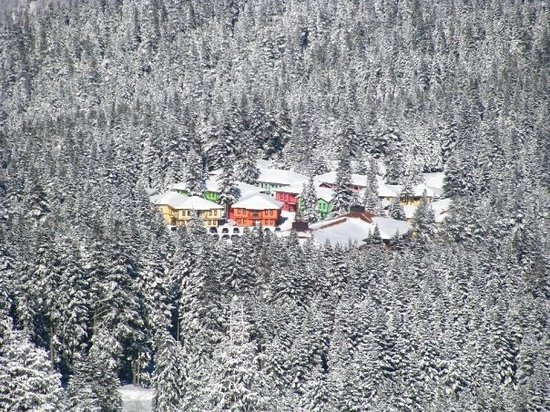 Kastamonu Province, Turkey: iIlgaz mountain national park and ski center near Kastamonu