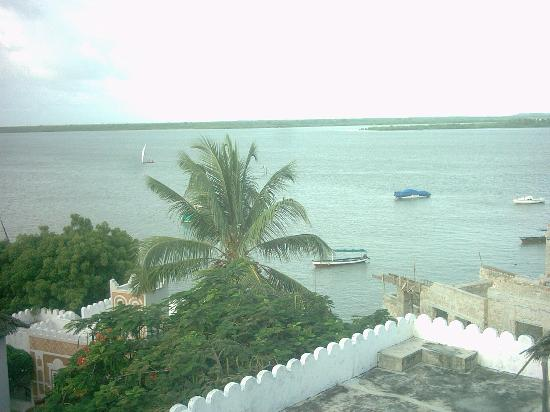 Shella Sea Breeze Guest House: view from the terrace