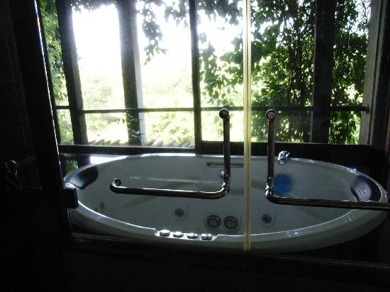 Heritance Kandalama: Spa bath