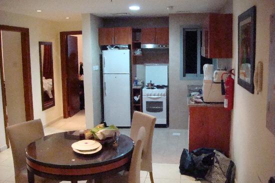 Xclusive Hotel Apartments: 4