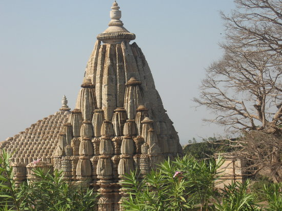 Rajasthan, India: temple_chittor