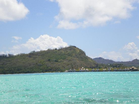 Bora Bora Pearl Beach Resort & Spa : panorama